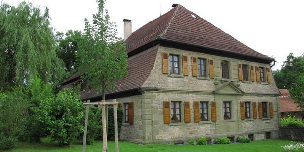 Zapfenmühle bei Willanzheim