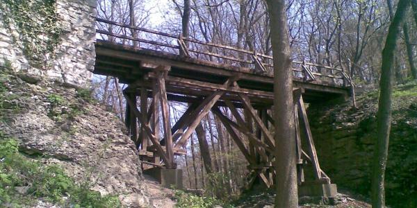 Brücke zum Rauber