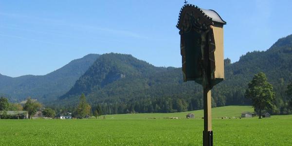 Jachenau-Staffelgraben Tourende