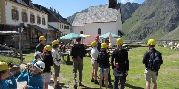 Bergwerksführung