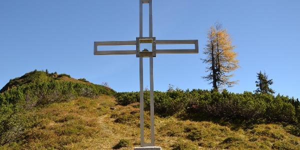 Alpenvereinskreuz am Schober, 1940m (Igltalalm)