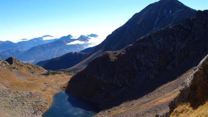Gefrorener See 2076 m