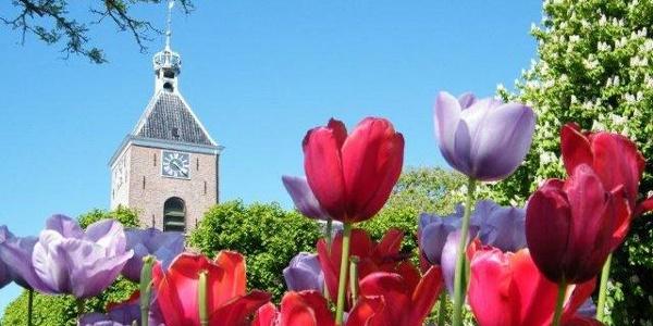 Kirche in der Gemeinde Eemsmond