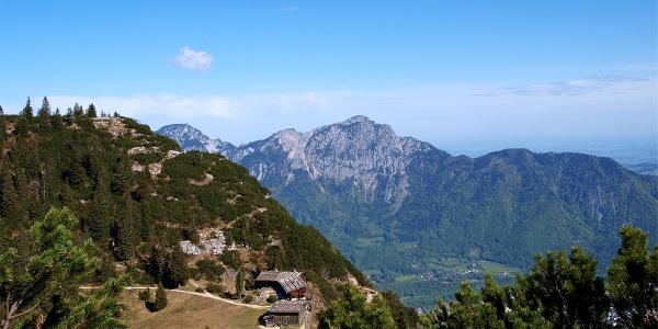 Schleglmulde 1545 m