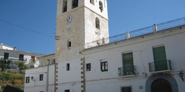 Kirche von Trevélez