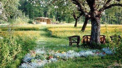 Landschaftsgarten Lebensraum-Garten, Liggersdorf