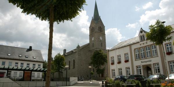 Medebach Marktplatz