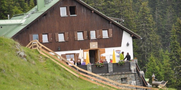 Ludwigsburger Hütte