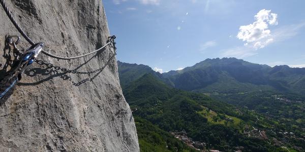 Via Ferrata Gruppo Alpini Medale