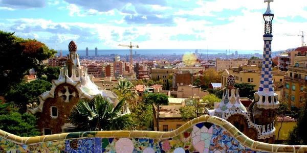 Vicky Cristina Barcelona - 2. Tag / Dia 2