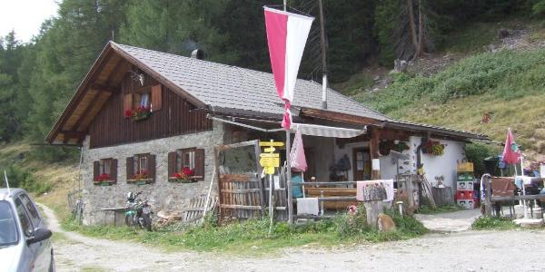 Larcher Alm - die beste Übernachtungsstätte