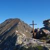 Kleiner Grießstein 2175 m, mit Blick zum Großen Grießstein