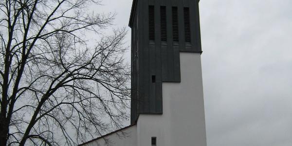 Katholische Kirche St. Raphael Preußisch Oldendorf