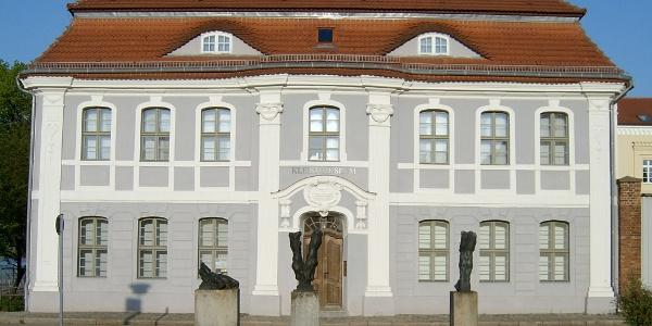 Das Kleistmuseum in Frankfurt (Oder).
