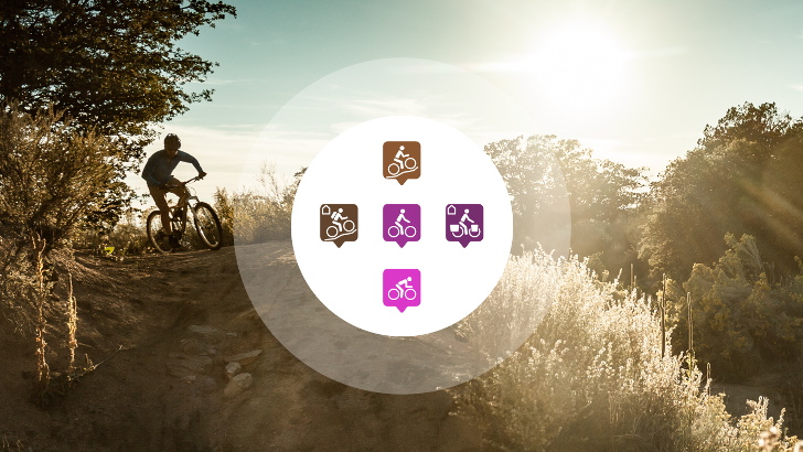 Route planner for hiking and cycling - Outdooractive
