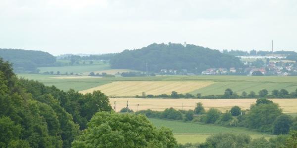 Blick nach Rothwesten