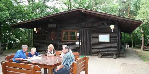 Hütte Pfälzerwald-Verein Olsbrücken