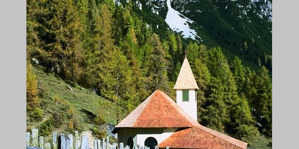 Kirche auf dem Weg zum Einstieg