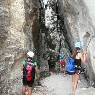Ein Canyon wie aus dem Bilderbuch