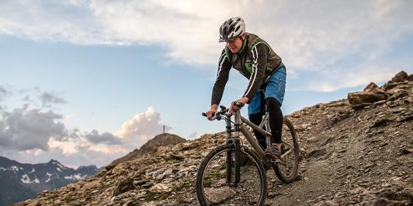 Samnaun-Zeblasjoch-Alp Trida Rundtour