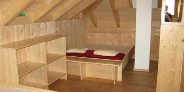 Taschachhaus: Geräumige Zimmer