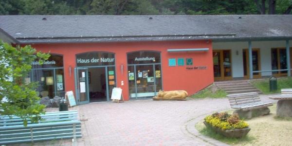 Das Haus der Natur.