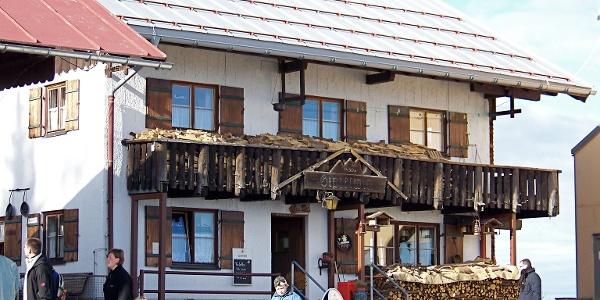 Gasthaus zum Gipfelwirt.