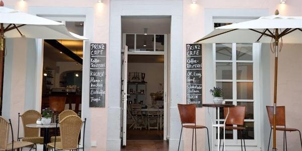Bitburger Kaffeerösterei - Prinz Cafe
