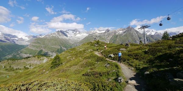 5 Seen-Runde in Zermatt