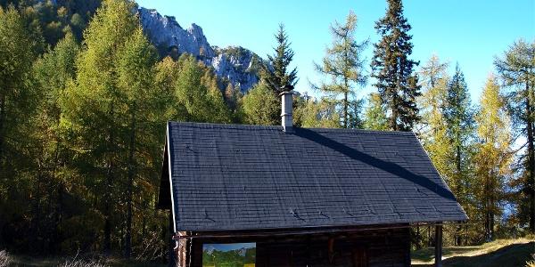 Mitzl-Moitzl-Hütte 1639m