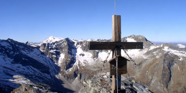 Silbereck 2804 m