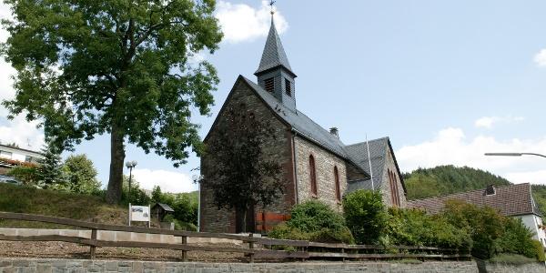 Kirche St. Franziskus von Assisi in Dreislar