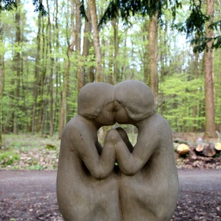 Barntruper Kunstpfad - Frieden
