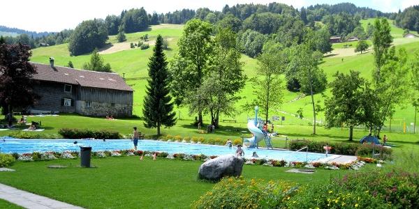 Freibad Schwarzenberg