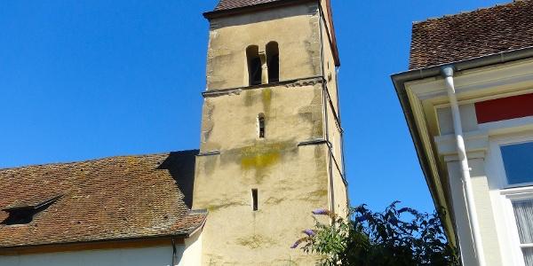 evangelische Kirche Hügelheim