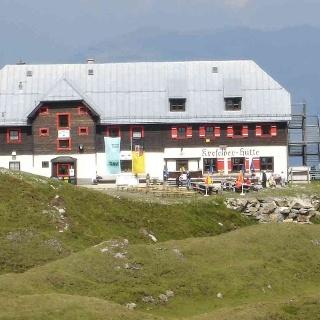 Die Krefelder Hütte.