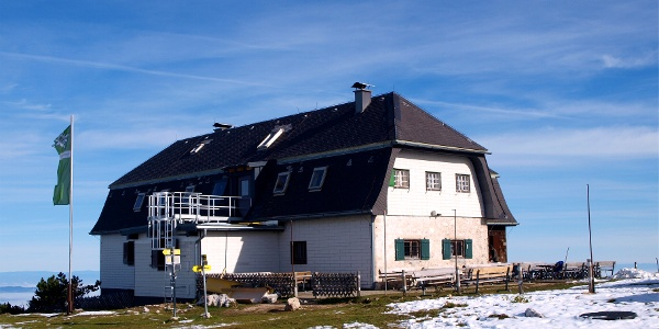 Hochleckenhaus 1572m