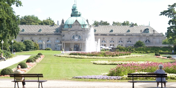 Kaiserpalais im Kurpark, Bad Oeynhausen