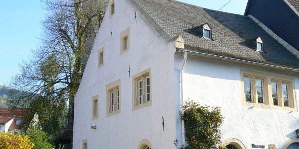 Rathaus Simmertal mit Naturkundlichem Museum
