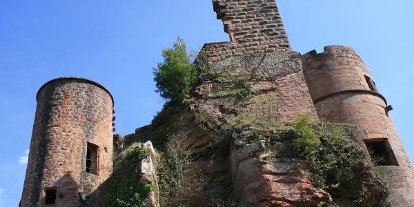 Burgruine Neudahn