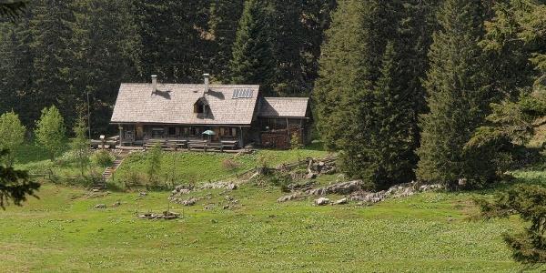 Feichtauhütte (1360 m)