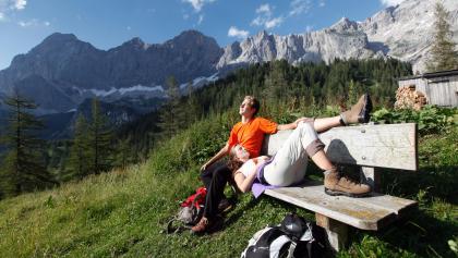 Wandern am Dachstein