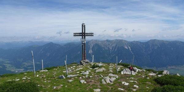 Poludnig Gipfelkreuz