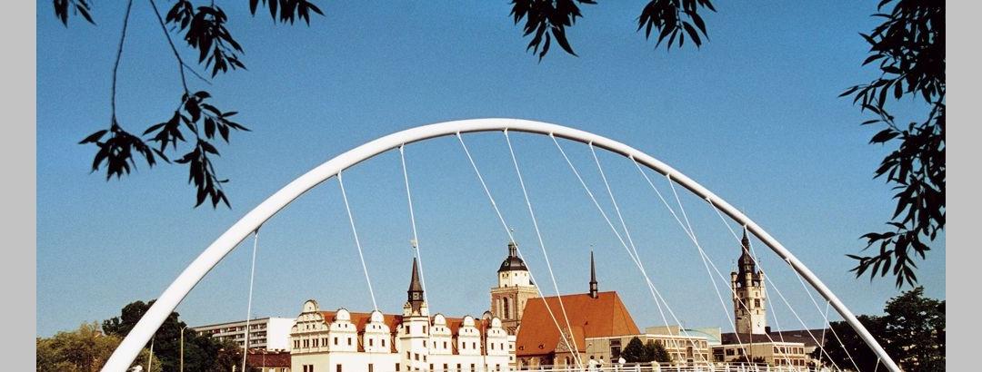 Tiergartenbrücke Dessau