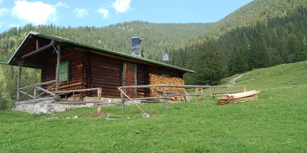 Die Ecken-Hütte