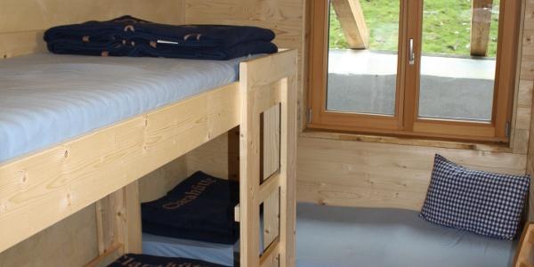 Schöne Zimmer auf der Clarahütte