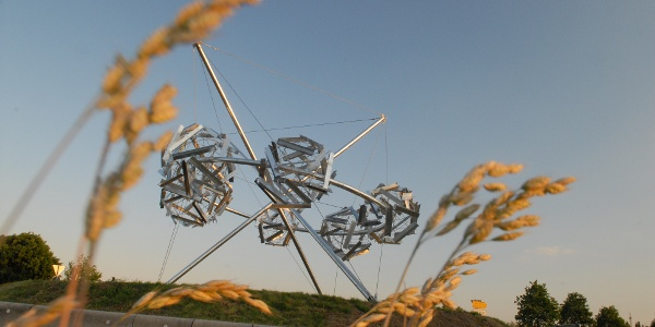 Skulpturenpark Rees