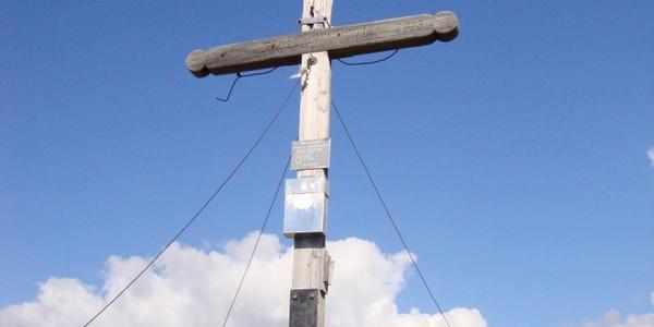 Gipfelkreuz Talkenschrein