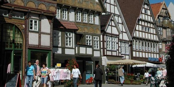 Historische Altstadt Bad Salzuflen