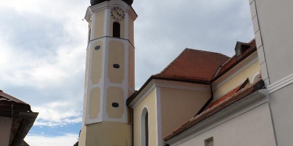 Kirche St. Martin Marbach